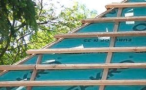 więźb dachowa - stawianie, przebudowa, naprawa