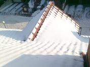 Odśnieżanie dachów i Zbijanie sopli lodowych