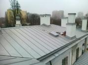 więźby dachowe i inne prace ciesielskie Wymiana konstrukcji dachów