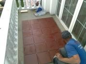 hydroizolacja tarasów oraz balkonów