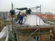 dachy na obiektach zabytkowych