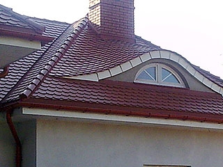 Naprawa pokryć dachowych / Rawa Mazowiecka