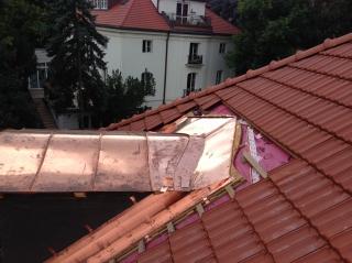 NAPRAWY DEKARSKIE / Warszawa Praga Płd.