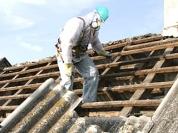 Likwidacja azbestu / Raszyn, Falenty