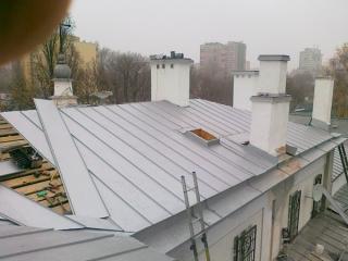 Warszawa Krycie dachów blachą tytan-cynk