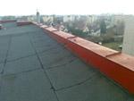 układanie papy termozgrzewalnej i asfaltowej Krycie dachów