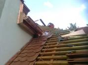 Wymieniamy konstrukcję nośną dachu