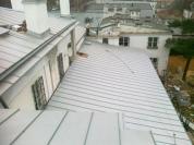 Naprawa pokryć dachowych na terenie Warszawy