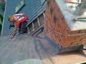 wymienianie konstrukci dachowej , wykonywanie więźby Lublin