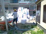 Docieplanie budynków/ Nowy dwór mazowiecki, Nieporęt, ChotomówLegionowo, Jabłonna ELEWACJE