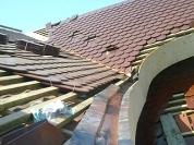 konstrukcję więźby dachowej i inne prace ciesielskie