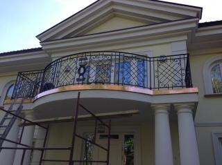 Pomiar szczelności tarasów i balkonów / Anin, Wawer