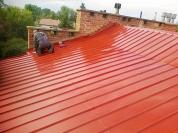 malowanie dachów i inne usługi dekarskie Naprawa dachów
