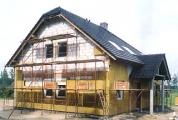 podniesienie dachów oraz przebudowy
