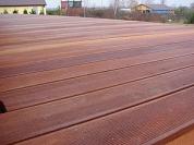 Tarasy drewniane / Sulejówek