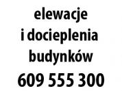 TYNKOWANIE I OCIEPLANIE ELEWACJI/ Cała Warszawa