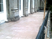 Izolacje przeciwwodne tarasów, balkonów / Kraków Izolacja tarasów